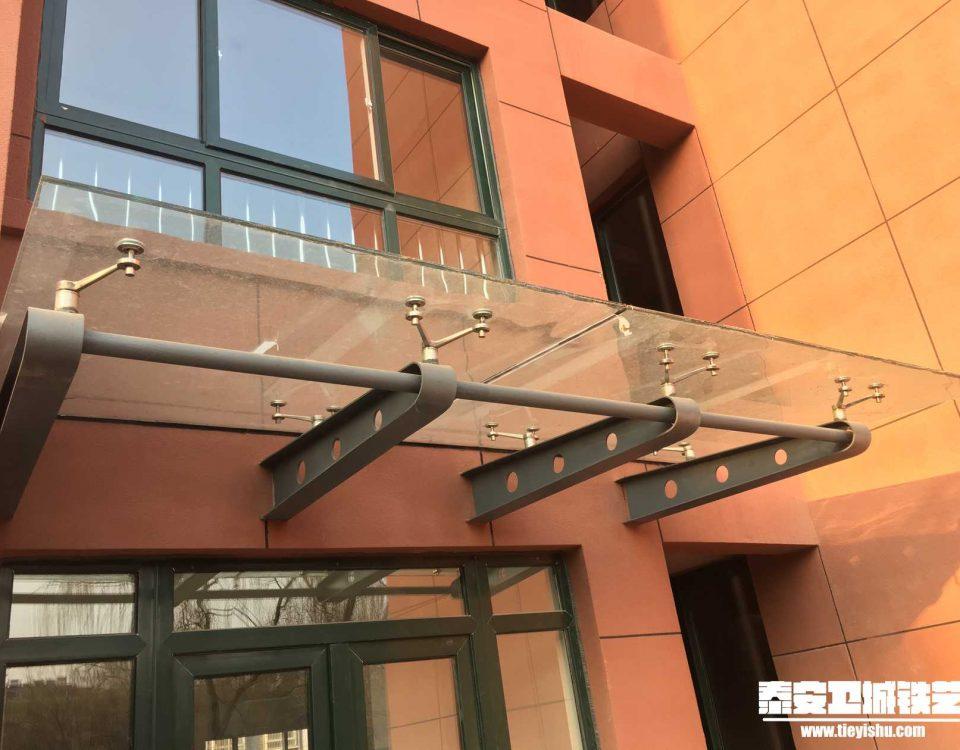 铁艺廊架TYP201601-泰安领秀城项目